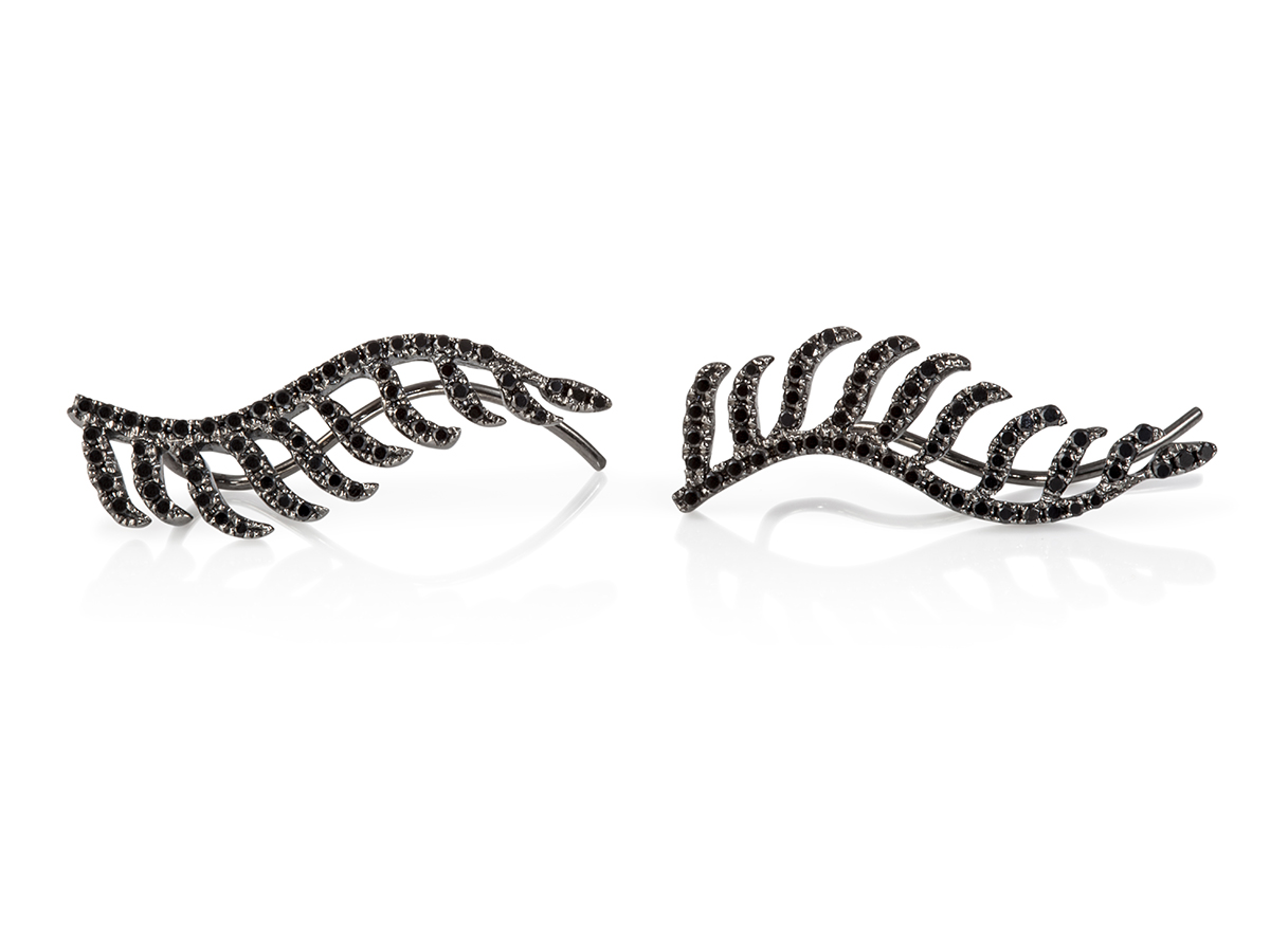 Ear Cuff Feather
